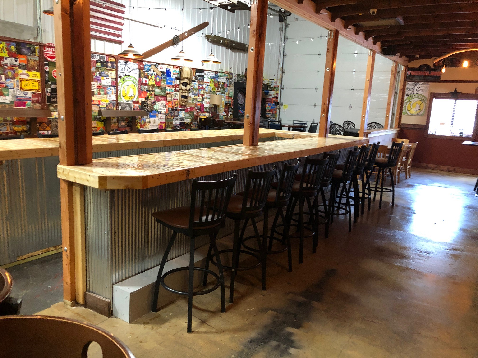 new taproom brewery st john